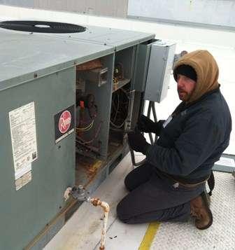 tulsa, mechanical, furnace repair, custom services, ong rebates, trane