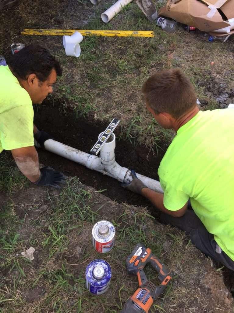 sewer line replacement, gas line, water line, plumbing financing, sewer financing, gas line finance, custom services, tulsa, broken arrow, plumbing repair financing