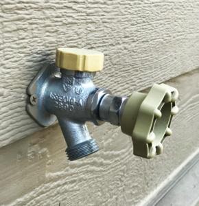 outdoor faucet repair, faucet replacement, faucet leaking, tulsa plumbers, plumbing companies, fix outdoor faucet leaking