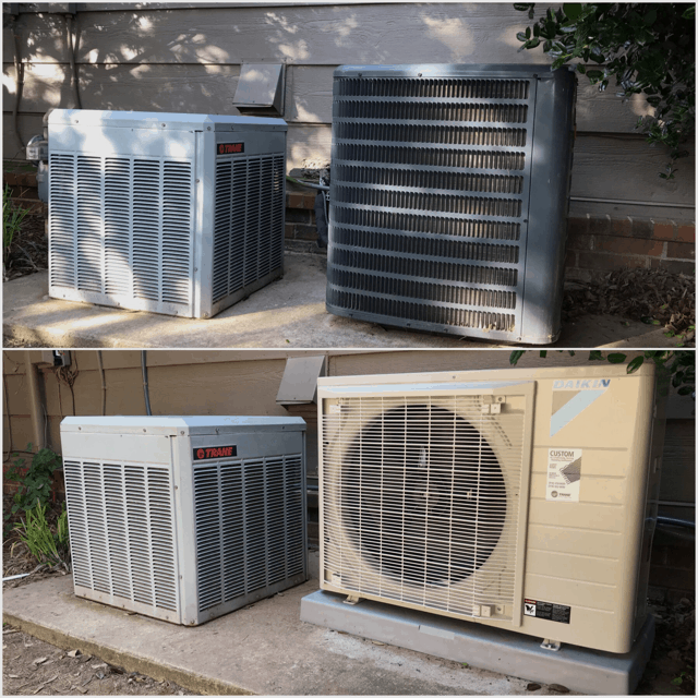How much does it cost to install a new AC, new ac costs, replace costs