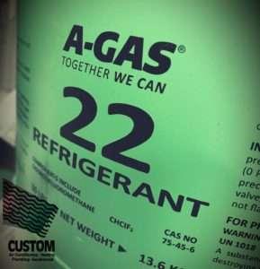 R22 refrigerant costs in tulsa oklahoma